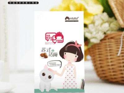 HMM韩梅梅零食包装设计优化