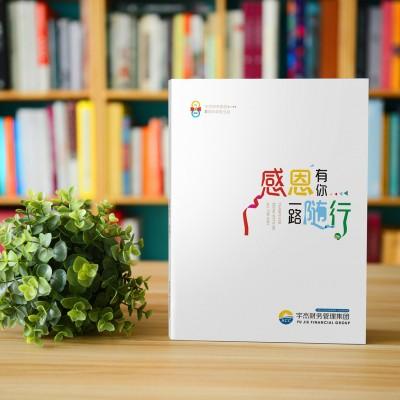 西安宇杰财务宣传册设计