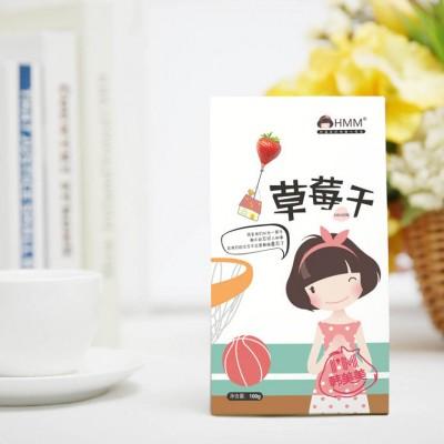 韩美美零食品牌包装策划设计